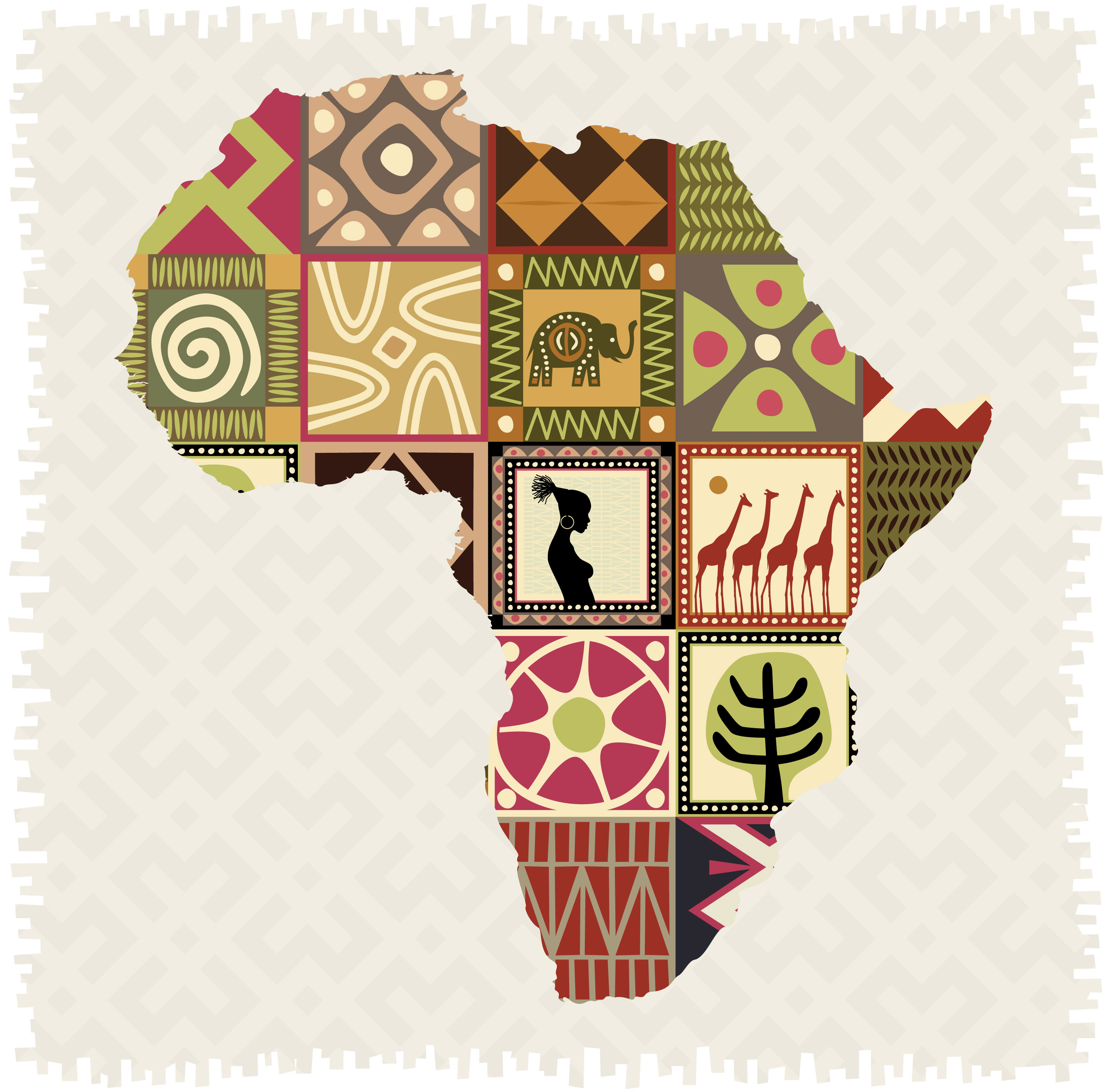 The history of Africa is a history of humanity.