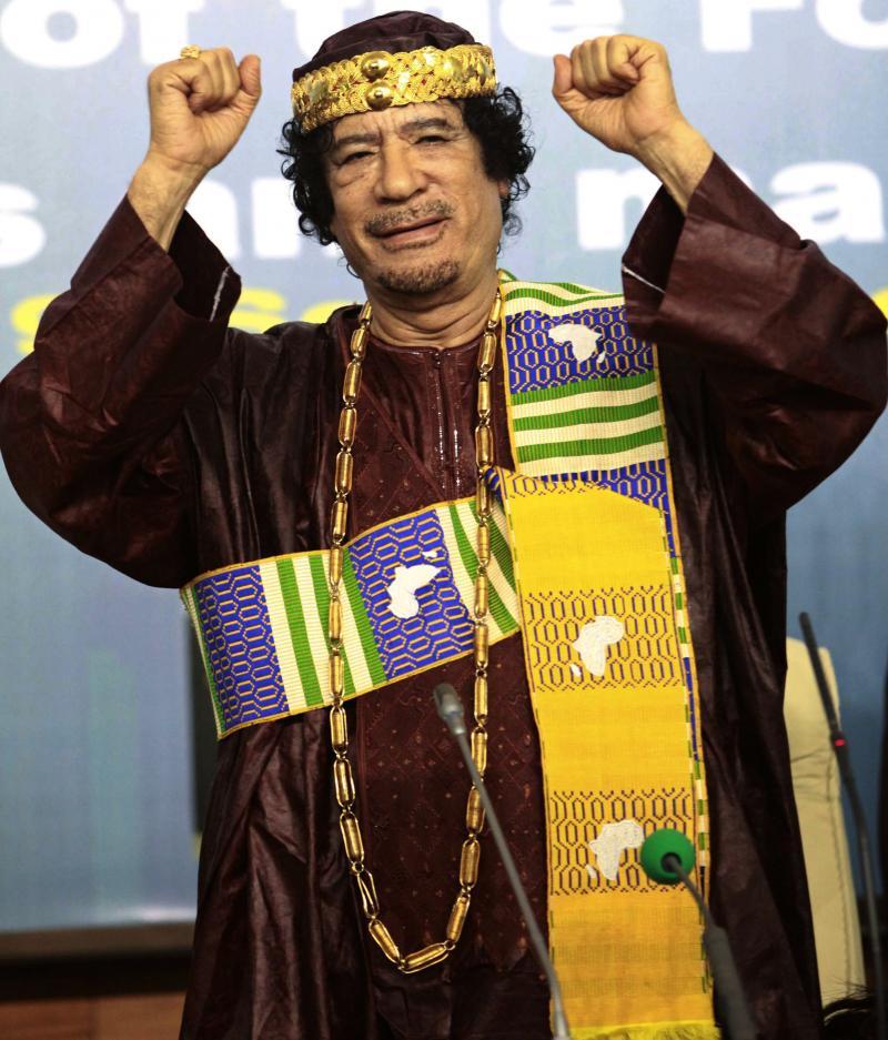 Al-Gaddafi